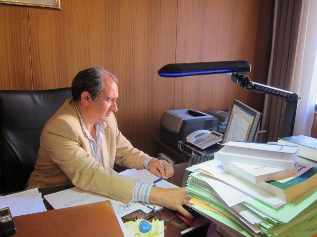 Jesús Jiménez Soria.