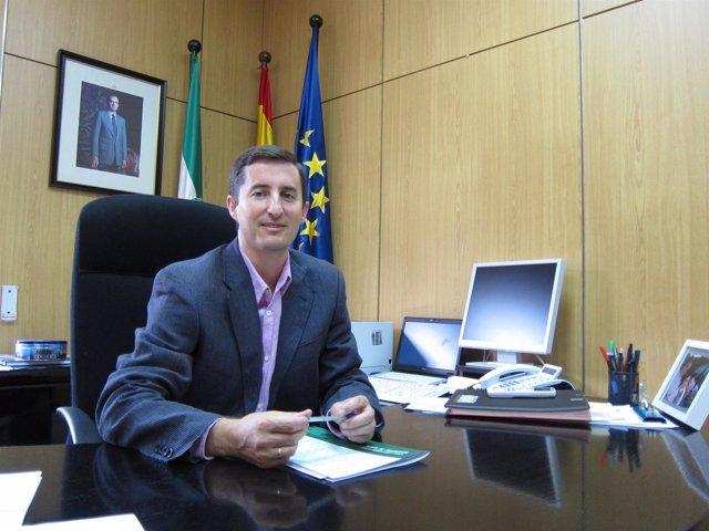 El Director General De Regadíos De La Junta, Gustavo Ródenas