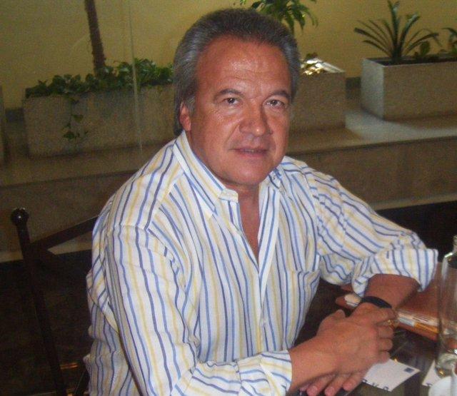 El Líder De Foro Ciudadano De Jerez, Pedro Pacheco