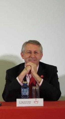 Director Ejecutivo De La JMJ, Yago De La Cierva