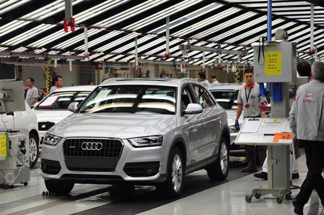 Audi Q3 Fabricado En Martorell
