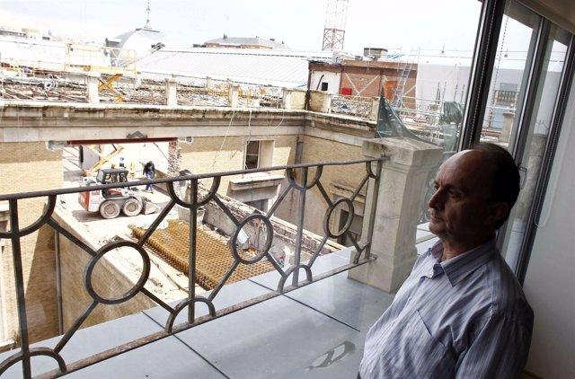 Andres Carretero, Director Del Museo Arqueológico Nacional