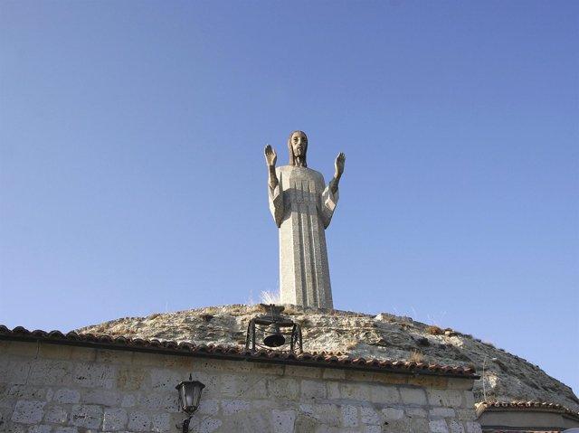 Cristo del Otero en Palencia