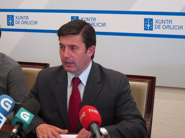 El Conselleiro De Medio Rural, Samuel Juárez