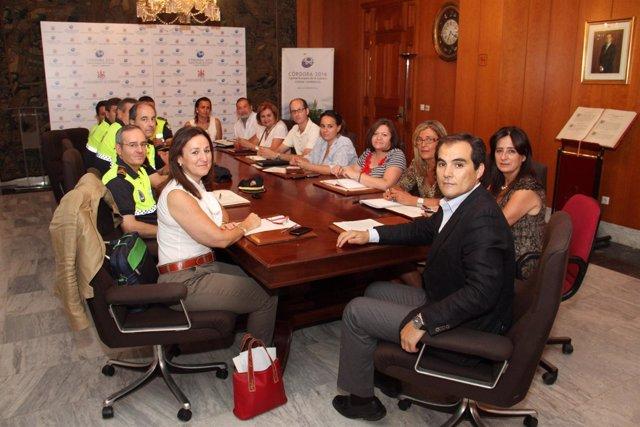Reunión Del Ayuntamiento De Córdoba