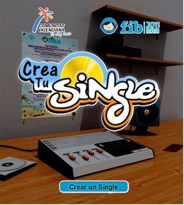 Imagen De La Aplicación 'Crea Tu Single'