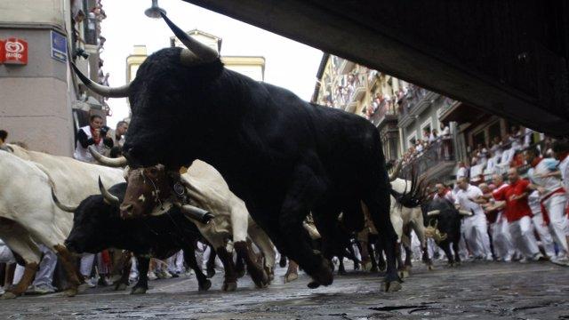 Encierro San Fermín