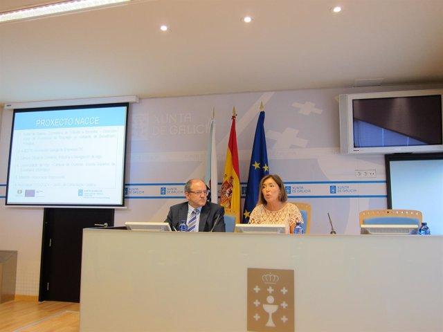Beatriz Mato Presenta El Proyecto Nacce De Fomento Del Sector TIC