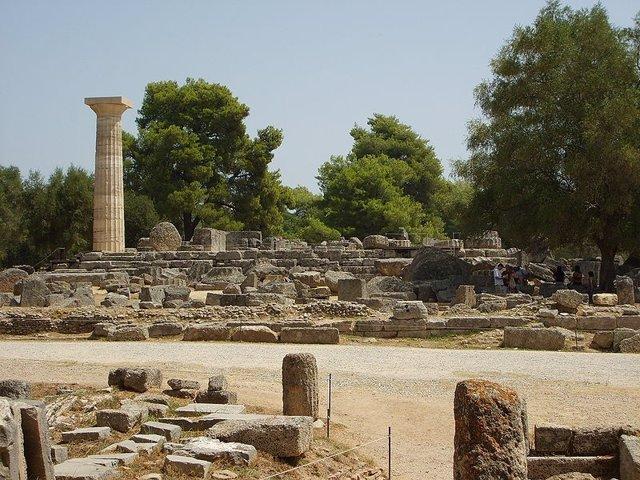 Olimpia. Grecia
