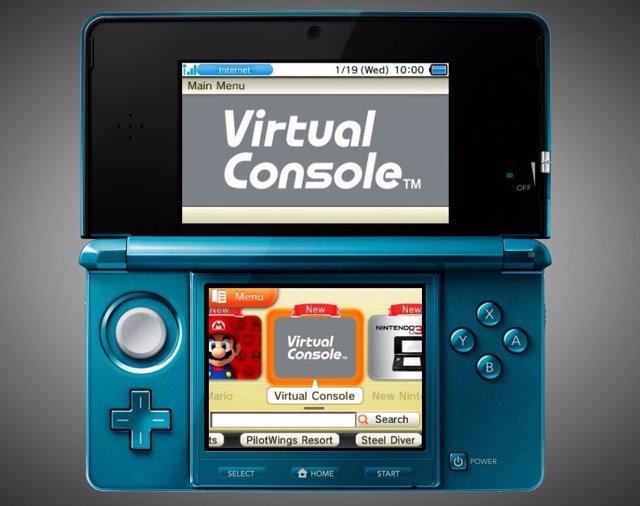 Comienza la descarga de vídeos en Nintendo 3DS