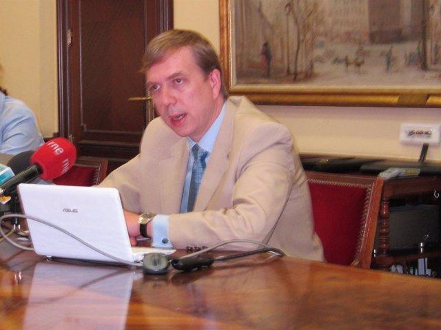 El Consejero Delegado De Ipsos España