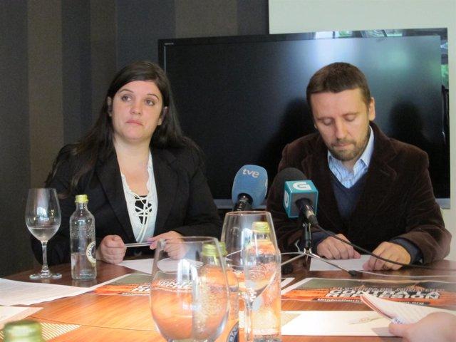 """Rueda De Prensa De La Campaña """"Unidos Contra La Represión"""""""