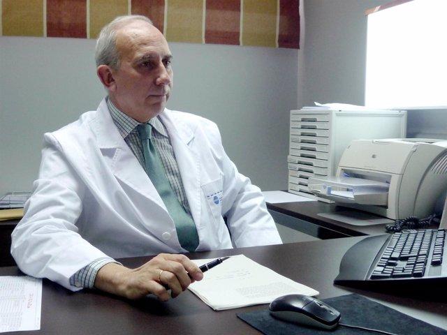 El Jefe De Oncología De USP Sagrado Corazón De Sevilla, Juan Antonio Virizuela