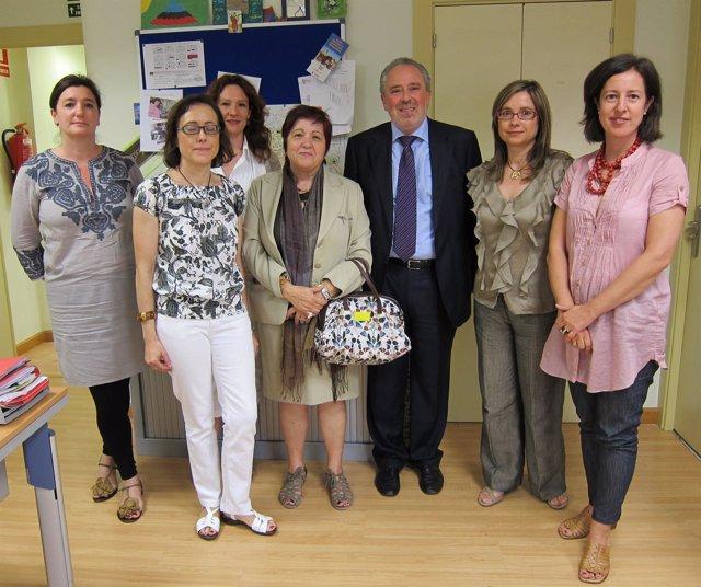 Nieto En La Fundación Tutelar De La Rioja