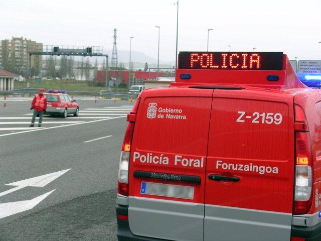 Policía Foral