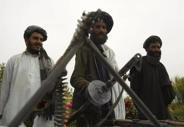 Taliban En Afganistán