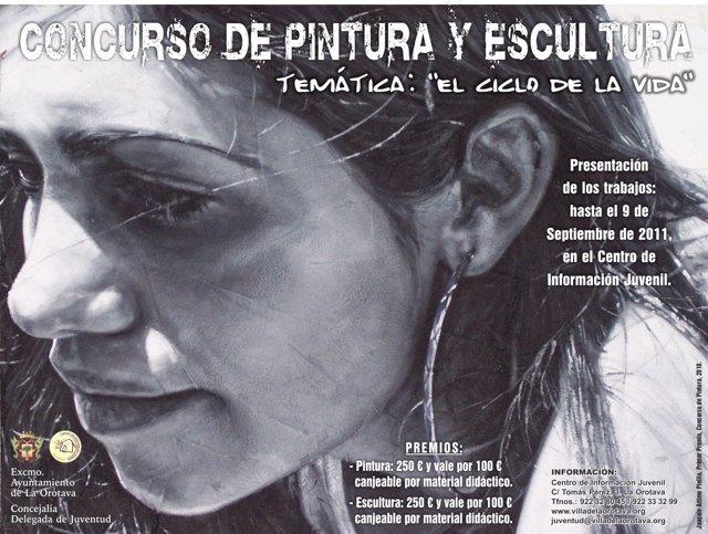 Concurso De Pintura Y Escultura