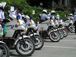 Motoristas De La Ertzaintza
