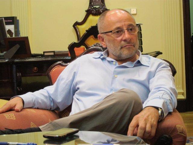 Francisco Rodríguez, Alcalde De Ourense