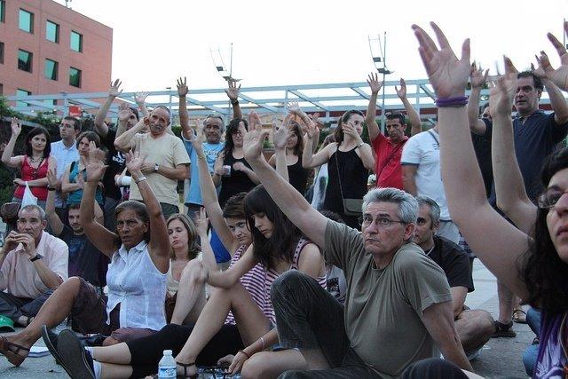 Asamblea Del Movimiento 15M De Alcobendas Y San Sebastián De Los Reyes