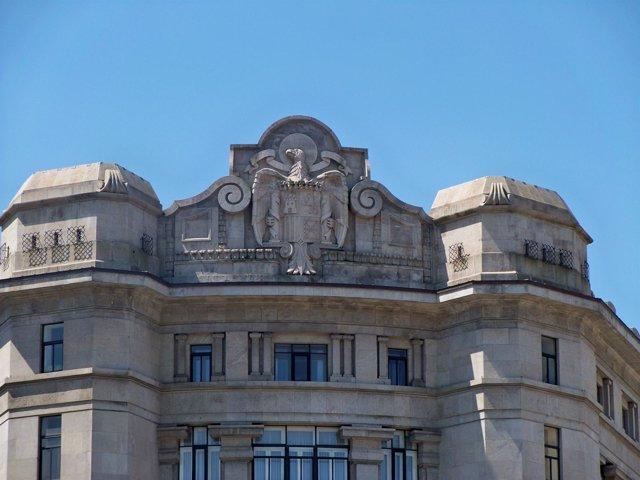 Edificio De Hacienda En Bilbao