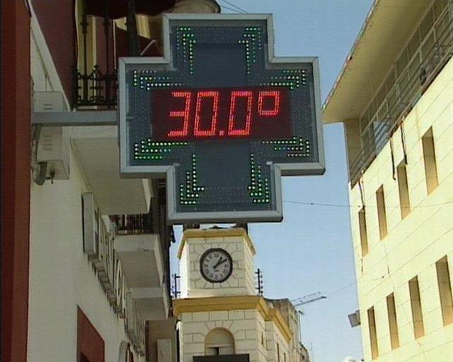 Calor En Extremadura