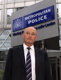 Jefe De La Policía Metropolitana De Londres, Sir Paul Stephenson