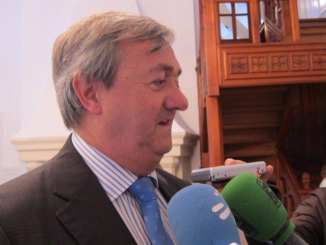 Carlos Aguirre En San Sebastián.