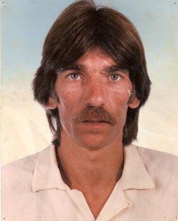Miguel Montes Neiro, el preso más antiguo de España en una fotografía en su juve