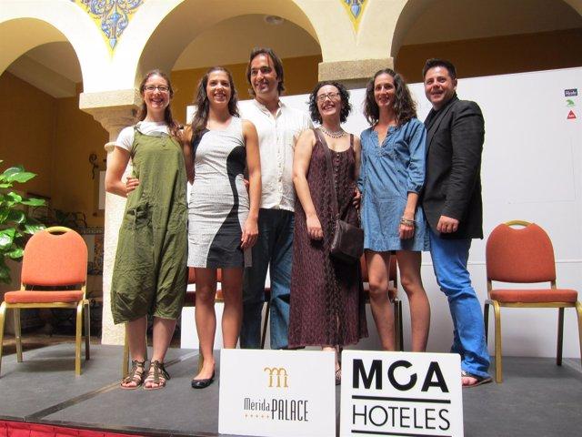 La Compañía Karlik Danza Teatro Presenta 'El Viaje De Las Heroidas'
