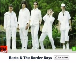 Berto And The Border Boys Con Me Lo Tiro Desde Facebook
