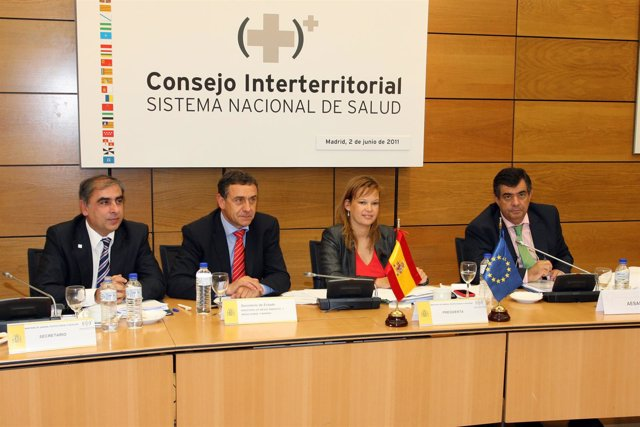 Consejo Interterritorial Junio 2011