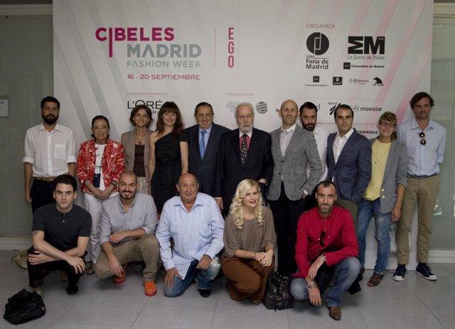 Diseñadores De Cibeles Madrid Fashion Week