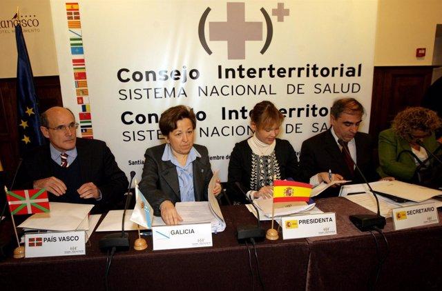 A Conselleira De Sanidade, Pilar Farjas Abadía, Asistirá Á Sesión Do Pleno Do Co