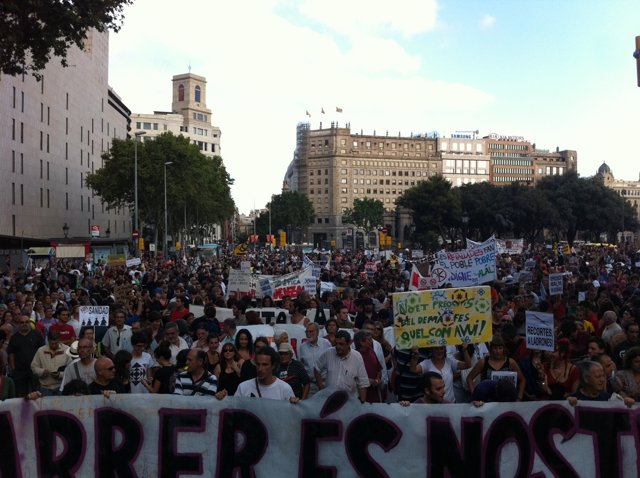 Manifestación 20J