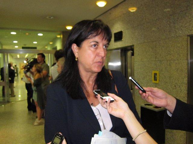 Carmen Castro, Consellera De Salud