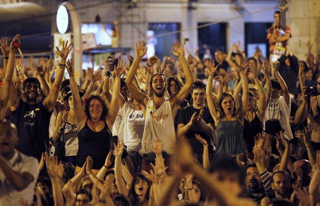 Indignados De Madrid
