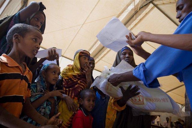 Campaña De Vacunación Infantil De UNICEF