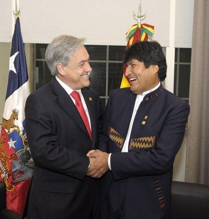Bolivia/Chile.- Bolivia y Chile acuerdan reforzar la lucha contra el narcotráfico y el contrabando