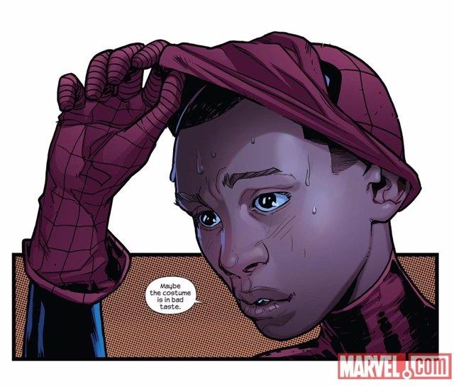 Imagen Del Nuevo Spiderman