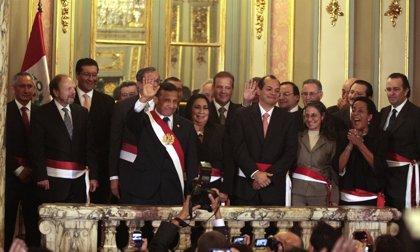 Perú.- Humala presidirá este martes su primer Consejo de Ministros