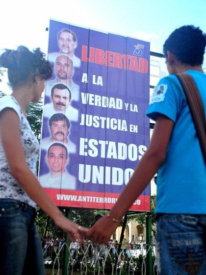 """Cuba.- Cuba exige a EEUU poner fin al """"trato injusto e ilegal"""" de uno de 'los cinco' cubanos detenidos por espionaje"""