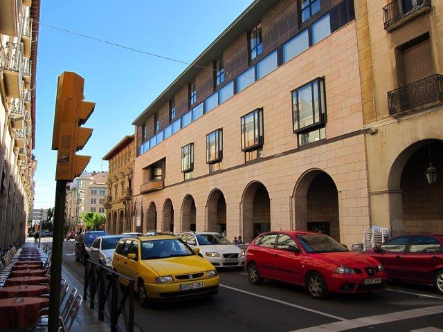 Sede De La Diputación De Huesca