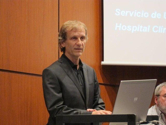 Antonio Alcaraz, Jefe Del Servicio De Urología Del Hospital Clínic De Barcelona