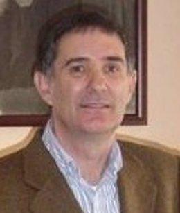 Juan Carlos Gimeno, Presidente Del Colegio De Farmacéuticos De Zaragoza