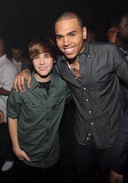 Justin Bieber Y Chris Brown