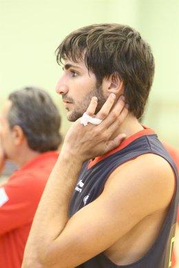 Ricky Rubio Con La Selección Española De Baloncesto
