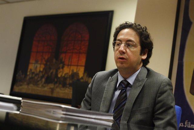 Carlos Cuadros Por Europa Press