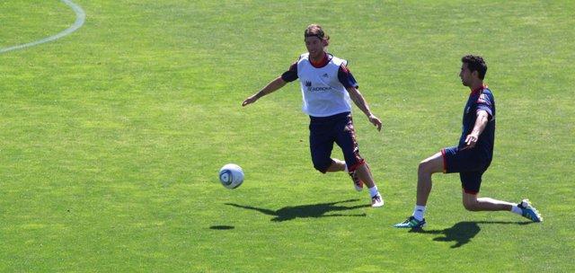 Ramos Y Arbeloa