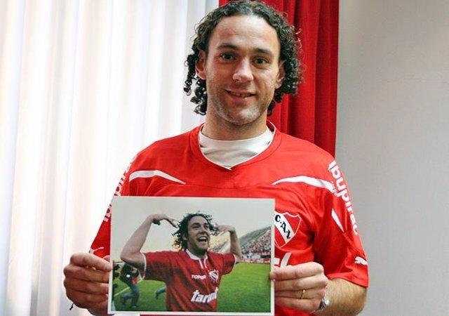 Gaby Milito Con Independiente